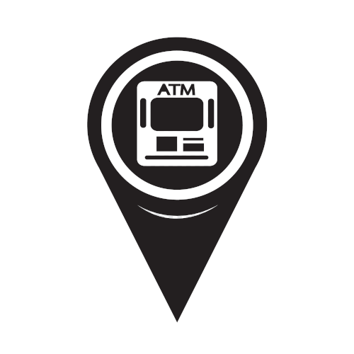 bitcoin ATM map and locations