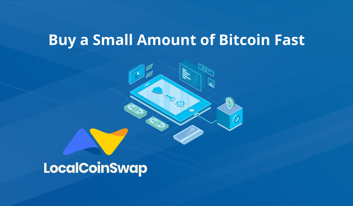 can you buy small amount of bitcoins
