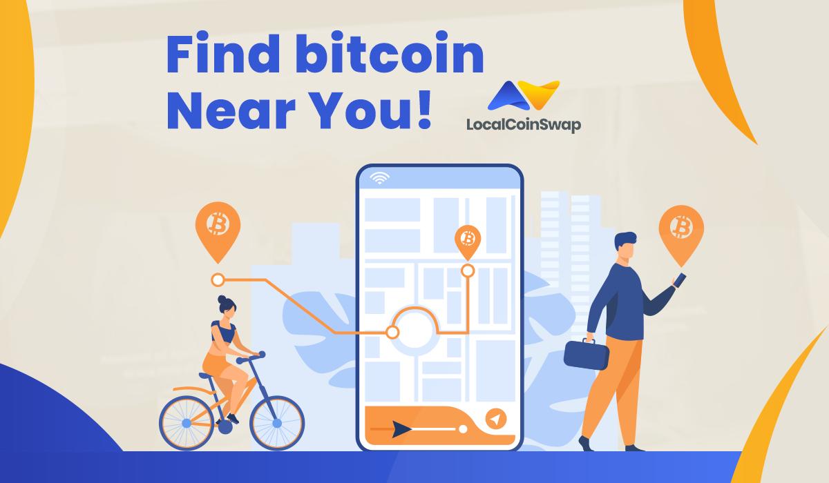 Can I Find Bitcoin Near Me?