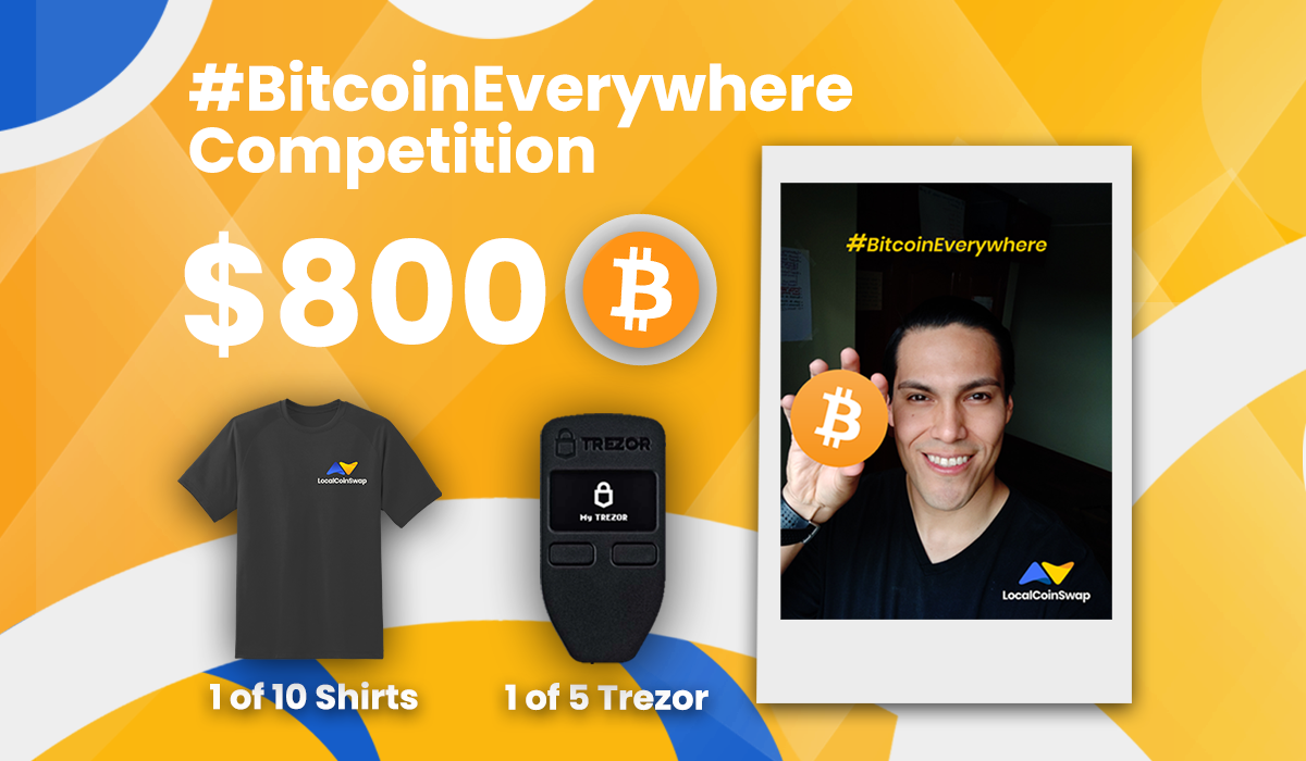 Bitcoin Everywhere Competition